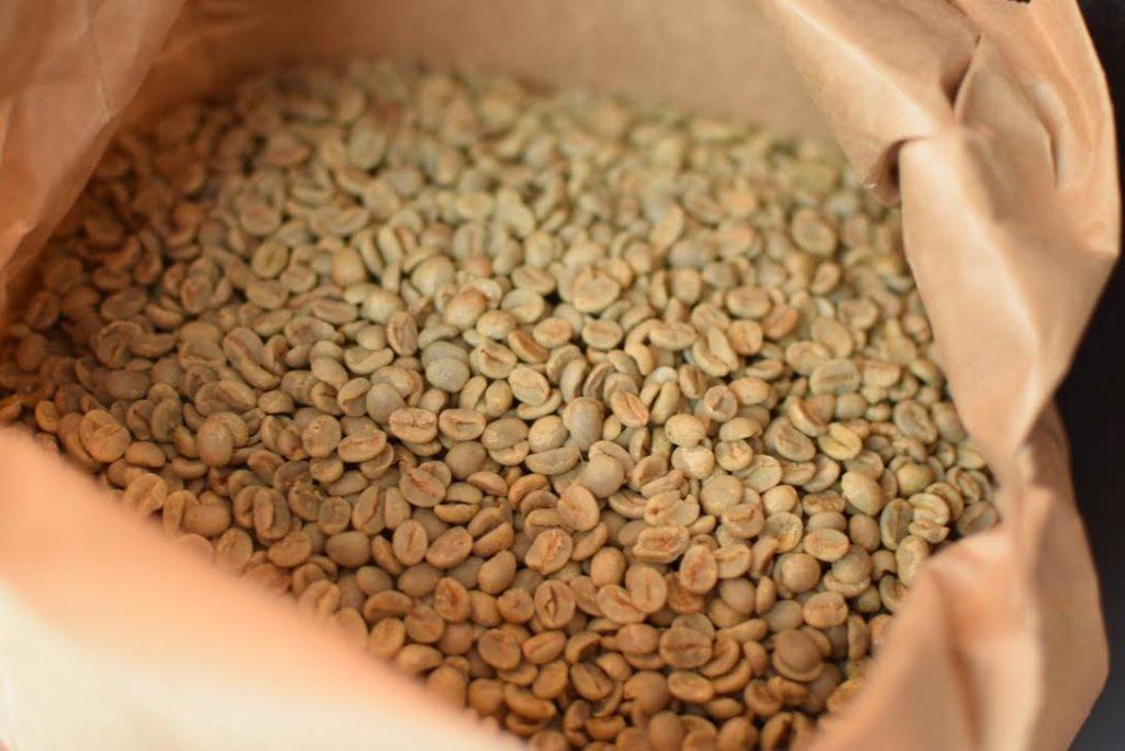 オーガニックコーヒー豆