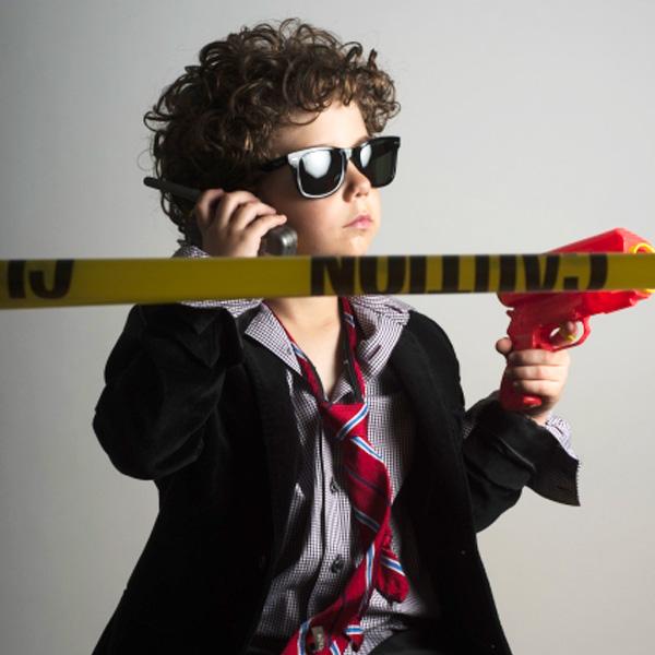 子供の刑事